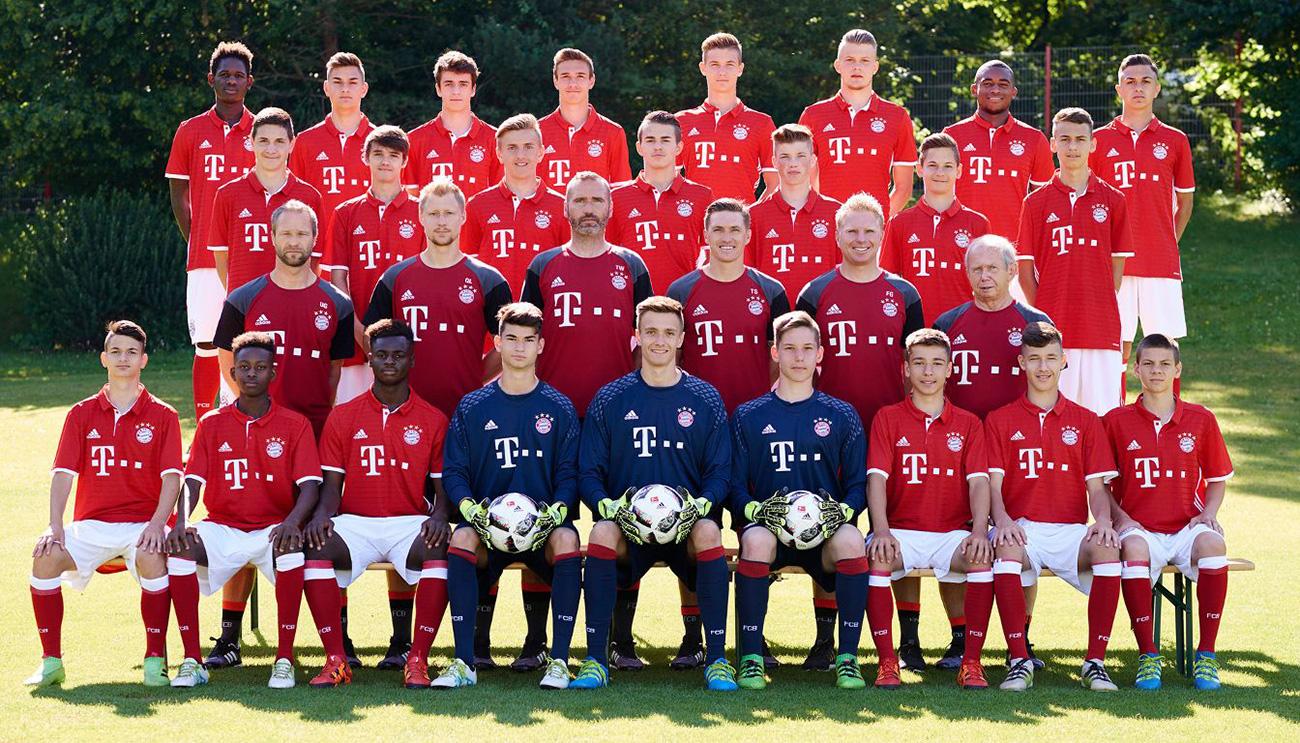 Fc Bayern Jugend